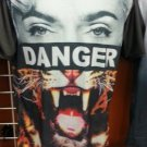 Danger Sexy Lady  Sublimation short sleeve T-SHIRT Hot Chick T shirt M-2