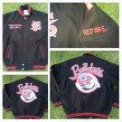 San Jose Bulldogs Long Sleeve Jacket San Jose State Letterman Varsity Jacket L