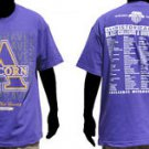Alcorn State University Short sleeve T shirt HSBC College T-shirt M-4X