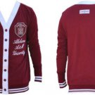 Alabama A&M Light Weight Cardigan sweater Womens HBCU College light sweater S-3X