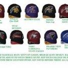 Alcorn State Hornets Baseball Cap Hat HSBC Baseball Cap Hat Adjustable SWAC
