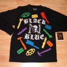 Mens Black long sleeve shirt by Black Label NWT L-2X