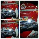 CHIVAS Soccer Futbol  Mesh Window Car shade Fits Most Cars & Trucks 1PC