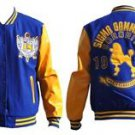 SIGMA GAMMA RHO Blue Gold Satin Jacket Sigma Gamma Rho Wool Varsity Jacket LARGE