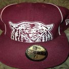 Morehouse College Baseball Cap Morehouse College New Era 59Fifty Fitted Cap 71/4