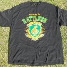 Florida A&M RATTLERS short sleeve T-shirt  FAMU Black short sleeve T shirt 2X