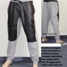 ENYCE Cotton gray slime fit jogger pants Fashion Dance Jogger sweat pants L-3XL