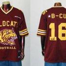 Bethune Cookman Wildcats Football Jersey Mens short sleeve football jersey S-4X