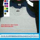 BLUE TANK TOP T-SHIRT by PRO CLUB TANK TOP S-5X 6PACK HEAVY WEIGHT TANK TOP