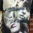 Women Smoking short sleeve Sublimation T-shirt Designer Casual Fashion T-shirt