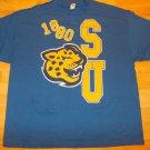 Southern University of Baton Rouge short sleeve T shirt JSU JAQUARS T shirt  3X
