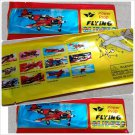 Power Prop Flying Gliders Fly-With Power Prop Airplane Toy P-39 AIRA COBRA / #4
