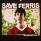 Ferris Buellers's Day Off Short sleeve T shirt Save Ferris Buellers T shirt XL