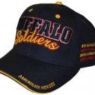 Buffalo Soldiers baseball Cap Blue Buffalo Soldier Baseball Cap Commemorative