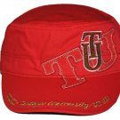 Tuskegee State University TSU Captains Cap Baseball Cadet Captains Cap Hat