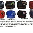 Winston Salem University Captains Cap Baseball Hat Military Style Cadet Cap Hat