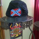 Unisex Lined DOO RAG FITTED Tied Cotton Hav A Danna Confederate Flag Bandana