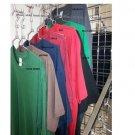 BLACK SHORT SLEEVE T SHIRT PRO CLUB LIGHT WEIGHT CREW NECK T SHIRT 6 PACK