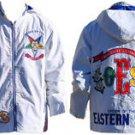 ORDER OF EASTERN STAR WINDBREAKER JACKET COAT ZIP JACKET  S-4X