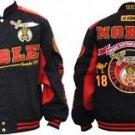 Freemason Masonic Race Jacket Noble SHRINER Freemason Fraternity Coat M-5X