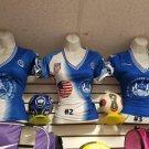 EL SALVADOR Soccer Jersey Womens Short sleeve Soccer Jersey Sexxy Jersey S-2X #1