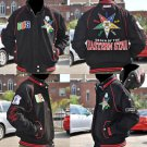 Order of the Eastern Star Race Jacket O.E.S Black Twill Race Jacket S-4X