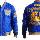 SIGMA GAMMA RHO SORORITY Jacket Polyurethane Leather Sorority Jacket S-4X
