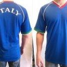 ITALY Soccer Jersey Mens Italy Short sleeve Soccer team Jersey S-2X #1