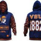 Virginia State University Pullover Hoodie Jacket Fleece Hoody M-4XL