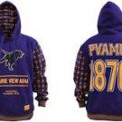 Prairie View A&M University Pullover Hoodie Jacket Fleece Hoody M-4XL