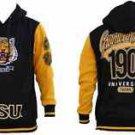 GRAMBLING STATE UNIVERSITY Hoodie Jacket GSU TIGERS Pullover Hoody Jacket 4X