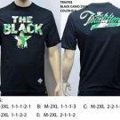 Black Star short sleeve T-shirt  Black History T-shirts Black American Tee