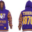 Benedict College Pullover Hoodie Jacket Fleece Hoody HBCU COLLEGE HOODIE M-4XL