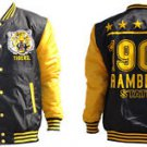 Grambling State University Light Weight Letterman Jacket  Varsity Jacket M-4X