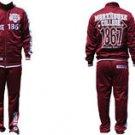 Morehouse College Jogging Suit 2PC  Mens Warm up set M-4