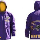 Prairie View A&M University Windbreaker Jacket Zip Up Hoody Windbreaker M-4X