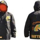 Florida A&M Rattlers Windbreaker College Jacket Zip Up Hoody Windbreaker M-4X