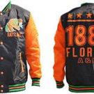 Florida A&M University Light Weight Letterman Jacket Varsity Jacket M-4X