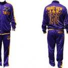 Prairie View A&M University Jogging Suit University  2PC  Mens Warm up set M-4