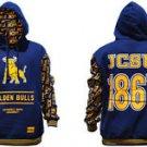 Johnson C  State Universtiy Pullover Hoodie Jacket Fleece Hoody Hoodie M-4XL