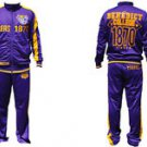 Benedict College Jogging Suit warm up set pants HBCU Warm up set M-4X