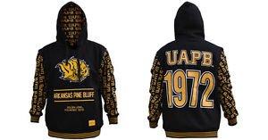 Arkansas Pine Bluff Pullover Hoodie Jacket Fleece Hoody Hoodie M-4XL