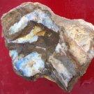 Boulder Opal - Parcel of 7 stones various size approx 1100gr