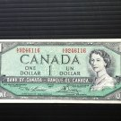 Canada Banknote - BC-37d - $1.00 - 1954 Issue - Modified