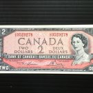 Canada Banknote - BC-38d - $2.00 - 1954 Issue - Modified