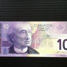 Canada Banknote - $10.00 - Pair Same Serial number BEH 6492480