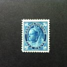 Canada Stamp - 70 - Queen Victoria 5 cent leaf issue VF Used