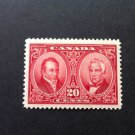 Canada Stamp - 148 - 20 cent Baldwin and Lafontaine - Historical Issue VF Mint NH