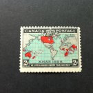 Canada Stamp - 86 - Imperial Penny Postage Xmas 1898 Mint -NH