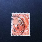Canada Stamp -46 - .20 cent Widow weeds   Used